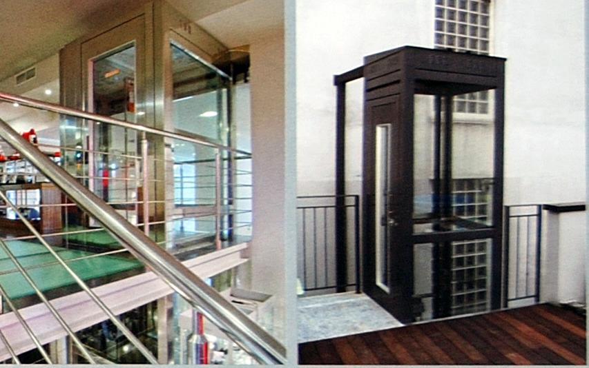 Azienda fortek ascensori - Ascensori da esterno prezzi ...